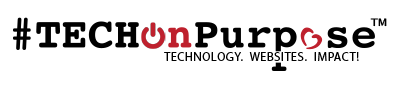 #TECHOnPuporse Logo