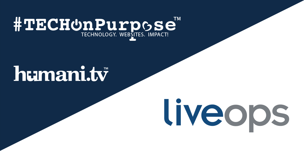 #TECHOnPurpose Partners with LiveOps#TECHOnPurpose Partners with LiveOps