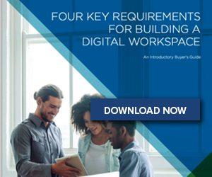 4 Keys to Building a Digital Workspace - Get VMware from #TECHOnPurpose